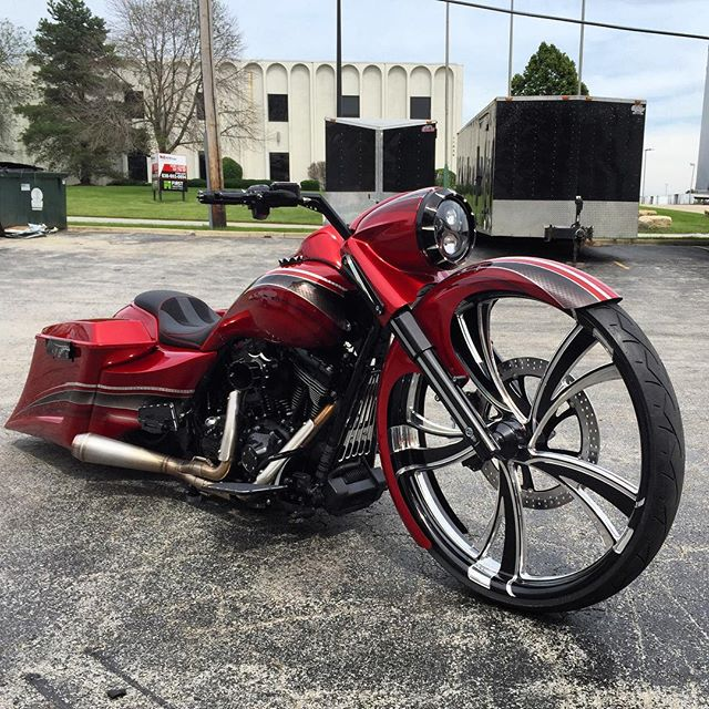 Johnny Appleseed's Road King