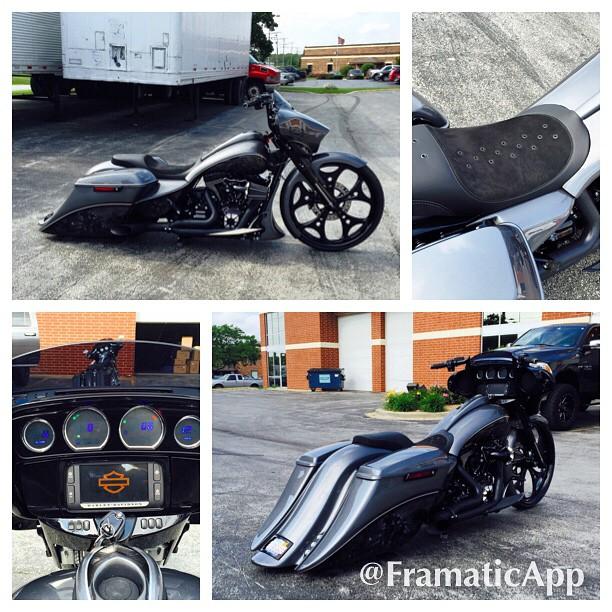 Mike's 2014 Street Glide