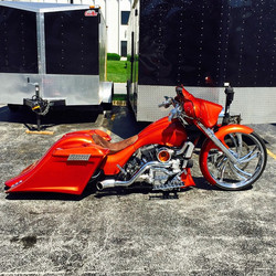 Joe's 2011 Street Glide