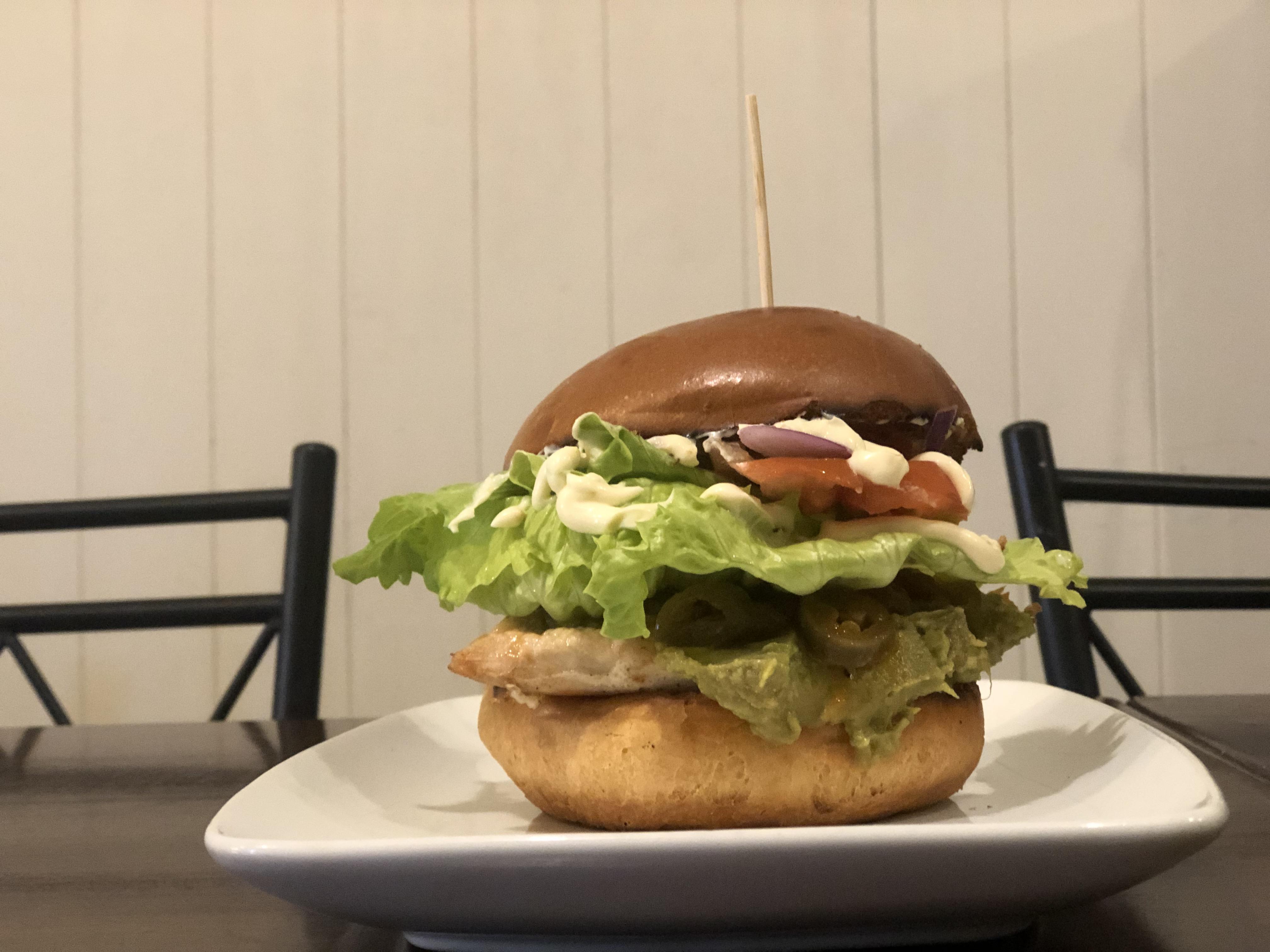 Fresh Tasty Burgers