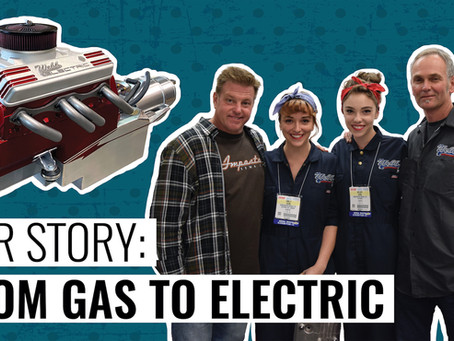 Our Story: From Gas Engines to Electric Conversion Kits