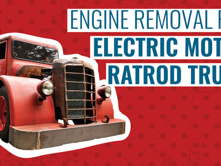 Episode 3: Engine Removal from Hayes/Mack