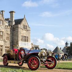 History & Cars!