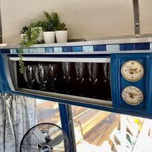 Roller cupboards!