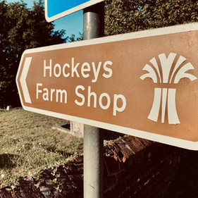Hockeys Farm Shop!
