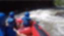 White water rafting pic q and max paddli