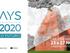 Oramix é parceira oficial da 6ª ed. da Conferência de Cibersegurança - C-DAYS 2020
