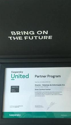 Oramix Silver Certified Partner
