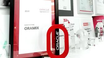 Oramix recebe prémio Cloud Systems
