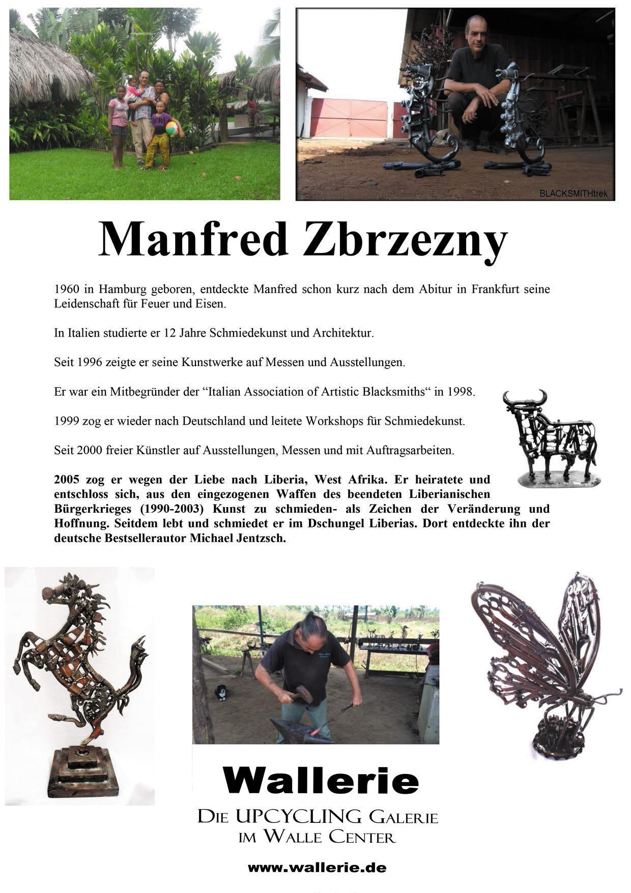 Manfred Zbrzezny - Liberia