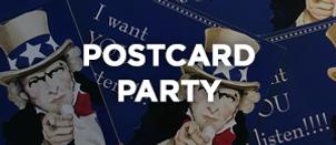 Bement Postcard Party