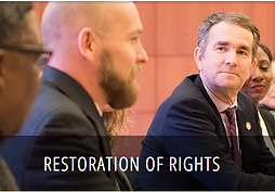 Learn about Restoration of Rights in Virginia