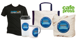 Visit the WCDC Swag Shop to get your Dem gear.