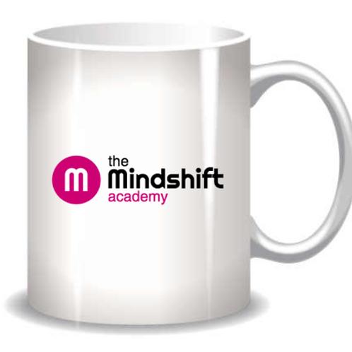 Mindshift academy coffee mug