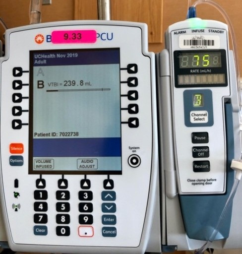 Part 5: Mechanical Intravenous Infusion Pumps