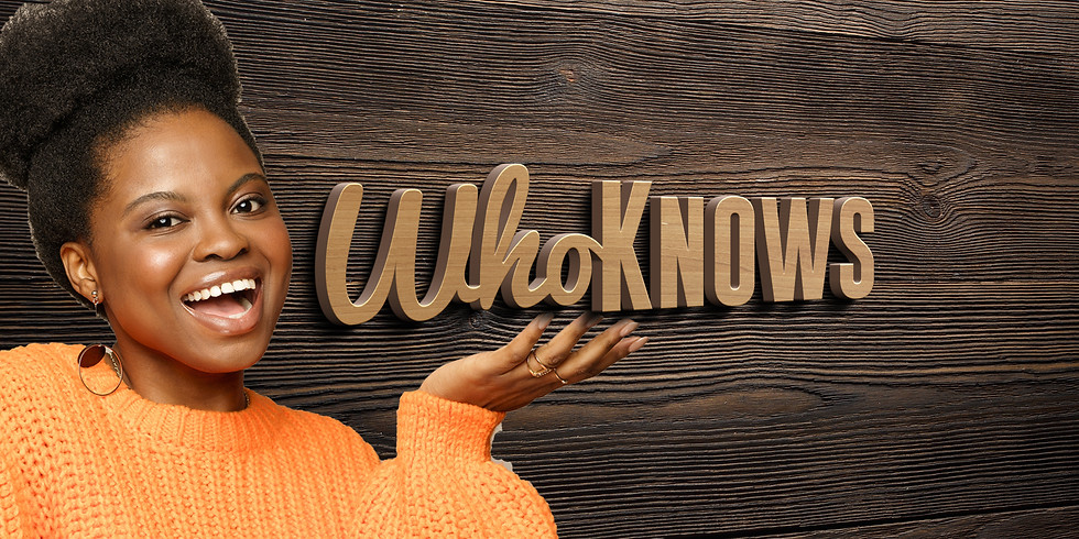 """""""Who Knows"""" Game Show Recording"""
