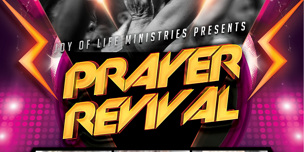 2020 Prayer Revival