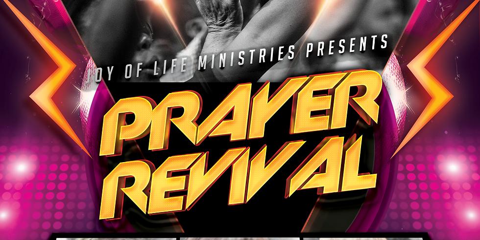 2020 Prayer Revival