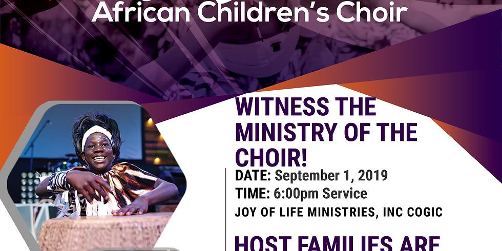 Imani Milele African Children's Choir