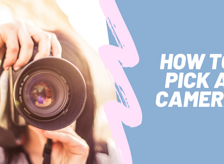 Where To Start When You Want to Buy A Camera