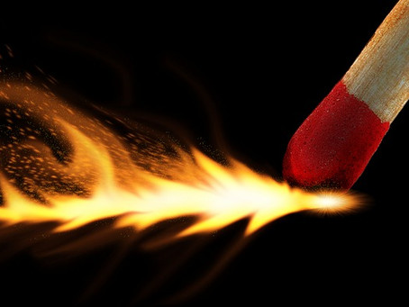 Are You a Virtual Corporate Arsonist?