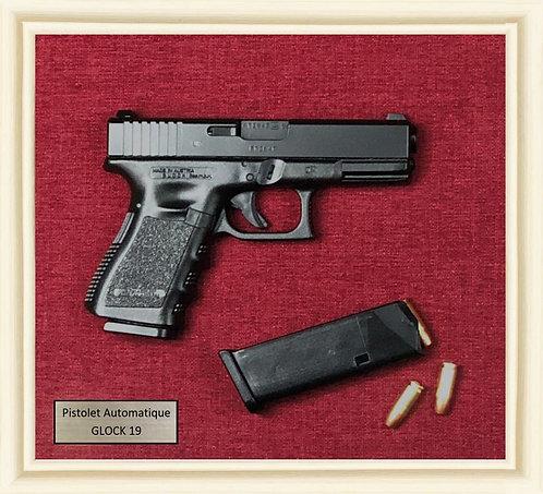 AP-G19 Ecusson Version personnalisable