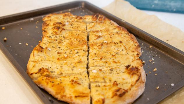 Crispy Flatbread