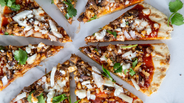 Mexican Inspired Flatbread