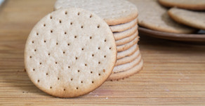 Buckwheat Digestive Biscuits