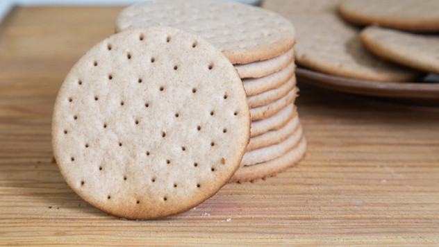 Buckwheat Digestive Biscuits