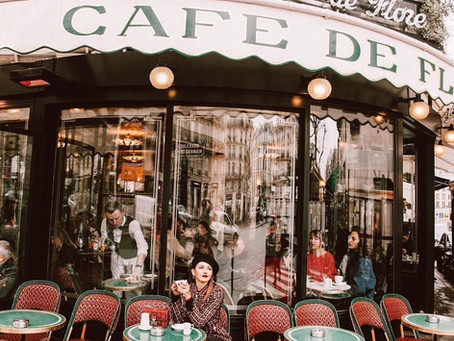 Топ-6 мест для бранча в Париже.