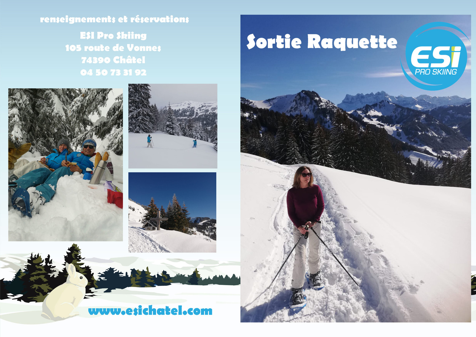 Sortie Raquette1