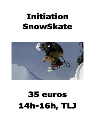 SnowSkate