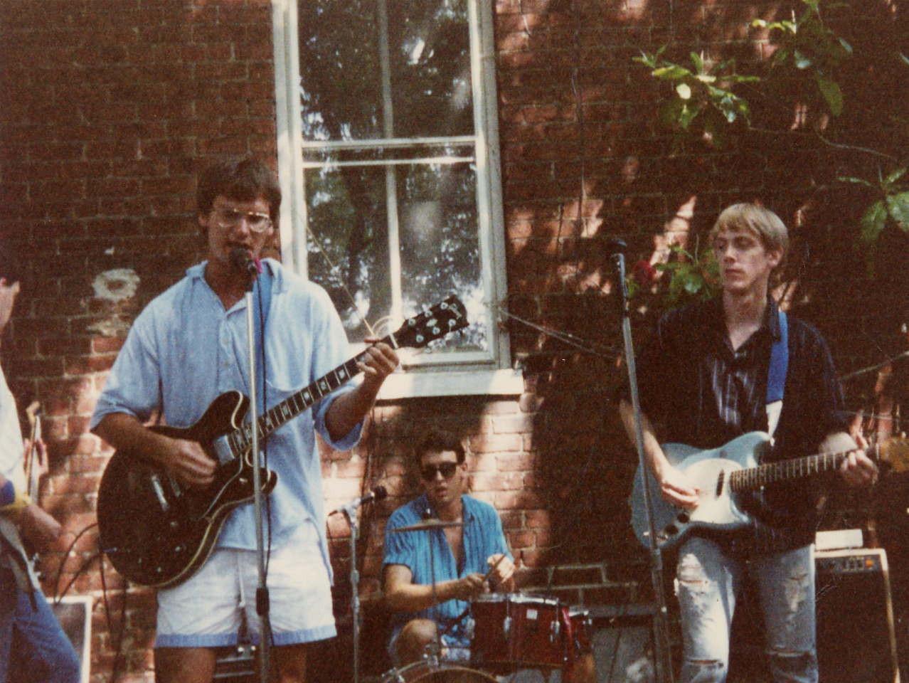 Original Silent Boys circa 1987