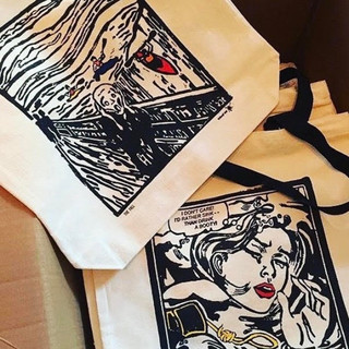cotton totebags