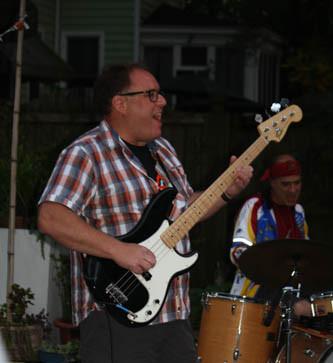 Bassist Michael Click