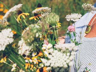 from 'ROADSIDE FLOWERS' photoshoot