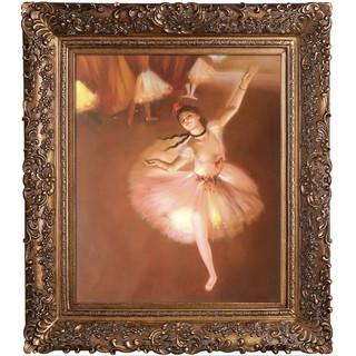 'The Star' by Edgar Degas