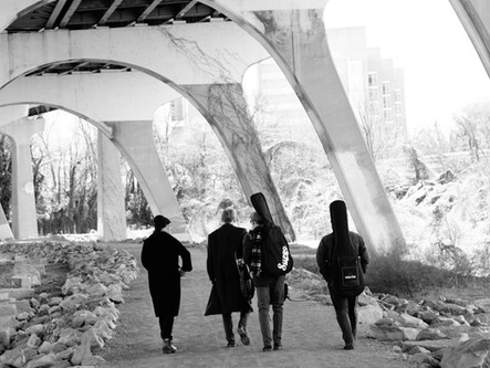 SBoys under the bridge