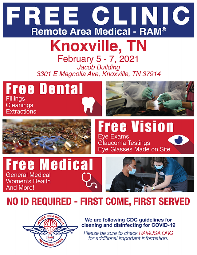 Knoxville, TN Clinic Flyer_ver2-01 (1) (