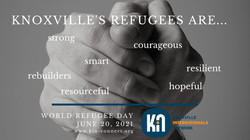 WRD - refugees are