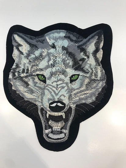 Wolf Large Patch
