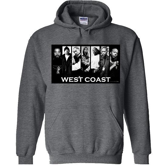 West Coast Artist Hoodie