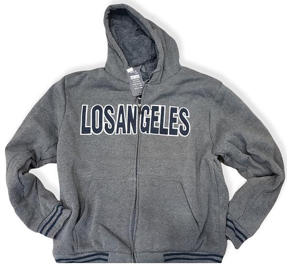 Los Angeles fleece hoodie vx9