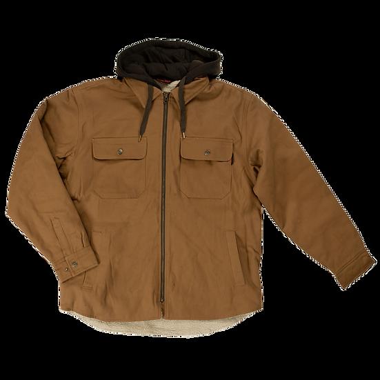 Tough Duck Sherpa Lined Duck Jac-Shirt