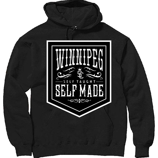 Winnipeg Self Made Hoodie