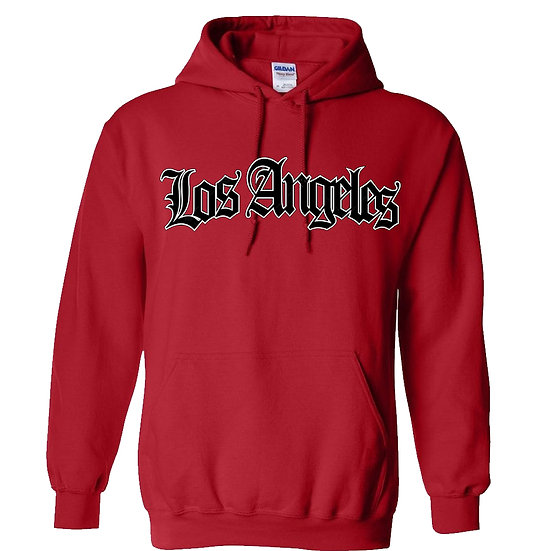 Los Angeles Hoodie