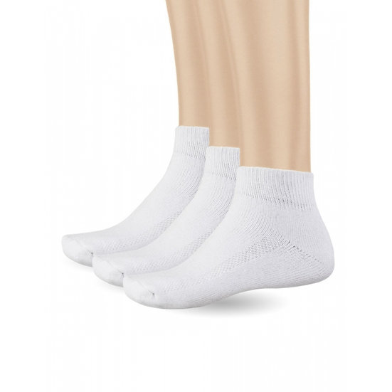 Proclub Heavyweight Quarter Socks (3 Pack)