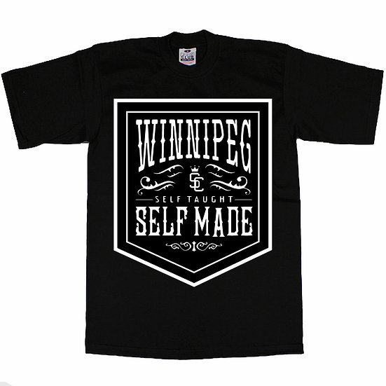 Winnipeg Self Made T-Shirt