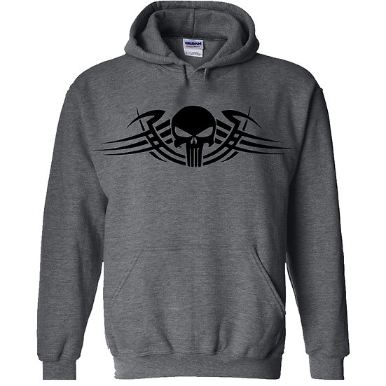 Punisher Streak Hoodie